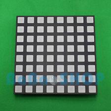 Rgb 8x8 60x60mm Colorful Full Color Led Dot Matrix Display Square Common Anode B