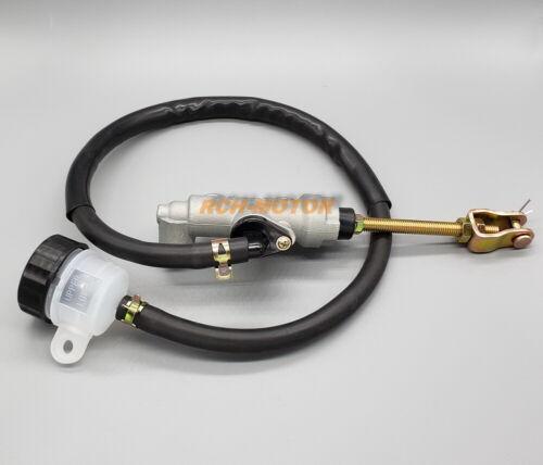 Rear Brake Master Cylinder For 85-92 SUZUKI Quadracer 250 LT250R MODEL H//J//K//L