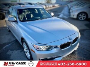 2013 BMW Série 3 335i XDRIVE LEATHER-SUNROOF-2 SETS OF RIMS AND TIRES