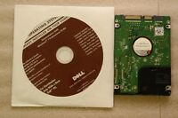 Dell Windows 7 Professional 32 Bit Reinstall Disc With W/ Opt. Hard Drive