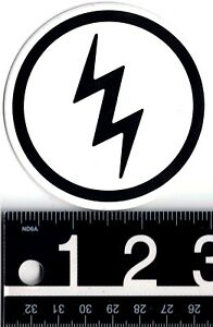 ELECTRIC-VISUAL-STICKER-Electric-Surf-Skate-Snowboard-Moto-3-in-Round-Decal