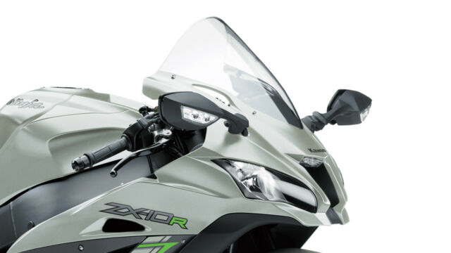 WINDSCREEN HP RACINGBIKE KAWASAKI ZX-10R 2016 CLEAR