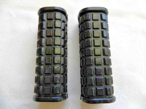 Fits Honda Black Bomber CB450 Rear Foot Pegs Rubber New 50712-283-000
