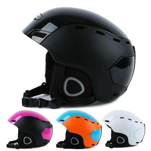 New Men Adjustable Ski Helmet winter snow Sport Skiing Predective 2 Size 4 color
