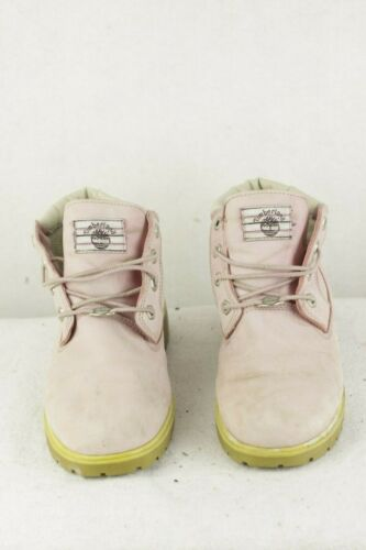 P83 5 pelle Ups Nu Uk Buck Pink Baby da Good 8 in Lace Very donna Stivali Timberland qax54WwUx7
