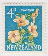 (NZJ105) 1960 NZ 4d Puarangi MUH