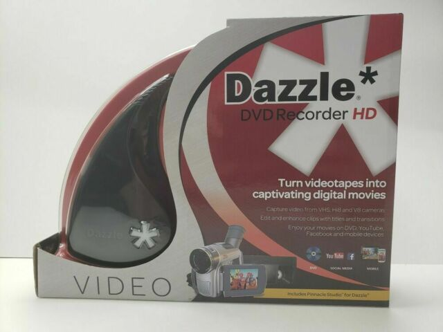 DAZZLE DVD RECORDER HD DRIVER WINDOWS