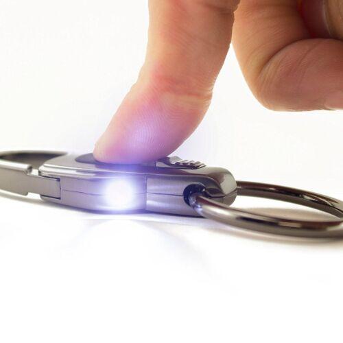 NEW Mini Camping Hiking  LED Flashlight Portable Bottle Opener Keychain