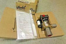 Haskel Air Driven Liquid Pump Ms 12 Ms12 1500 Psi Max 14 Npt New
