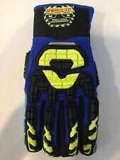 New Size Medium Ironclad Vibram Insulated Waterproof Work Gloves Vib Iwp 03 M