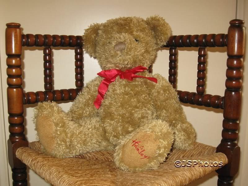 Hamleys UK Large 18 Inch Teddy Bear Hamley RetiROT