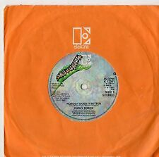 "Carly Simon - Nobody Does It Better 7"" Single 1977"