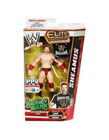 Mattel Wwe Build A Wrestler Elite Ppv Series 3 Sheamus Wrestling Action Figure