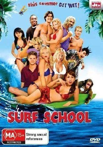 1 of 1 - Surf School (DVD, 2007)