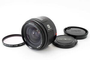 034-EXCELLENT-034-Minolta-AF-24mm-f-2-8-Weitwinkel-Objektiv-fuer-Sony-aus-Japan-2883