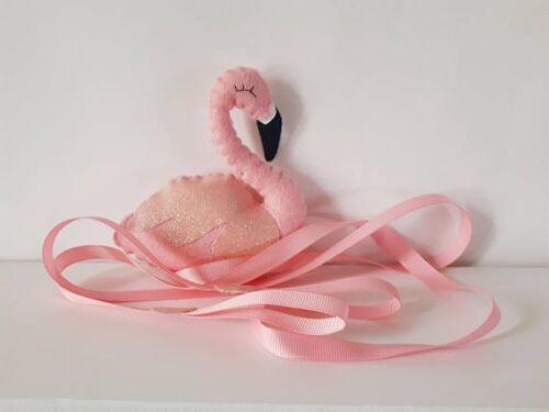 Flamingo bow holder flamingo accessories bow holder girls bedroom decor