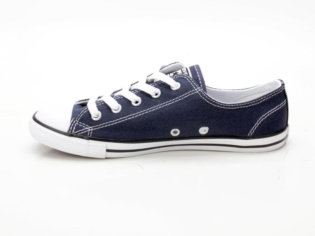 Converse Chuck Taylor CT dainty Ox 537649c azul azul azul 1071df