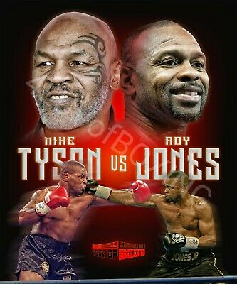 nsshi64fneunum https www ebay com itm mike tyson vs roy jones jr 4luvofboxing posters new boxing gym wall art rjj 124275815199
