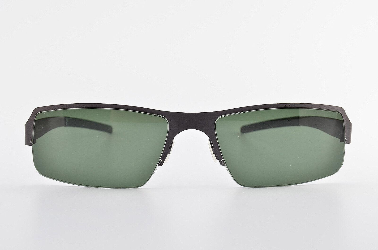 MEYER Titan Brille Wrap Sunglasses Men Half Half Half Rim Halbrand Sonnenbrille 2034.05   Verrückter Preis  1936fc