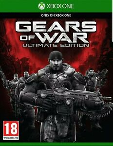 Gears-OF-WAR-Ultimate-Edition-Xbox-NUOVI-E-One-SIGILLATO