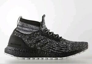 593fa7f54 New Adidas Ultra Boost ATR LTD Oreo Black White Mens size 8 CG3003 ...