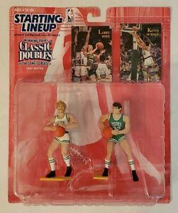 NIB 1997 Starting Lineup NBA Classic Doubles Larry Bird & Kevin McHale