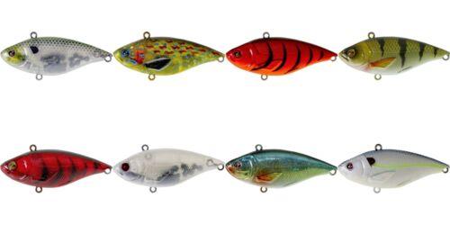 River2Sea Ruckus Vibration Lipless Crankbait In Various Colors Bass Bait Sinking