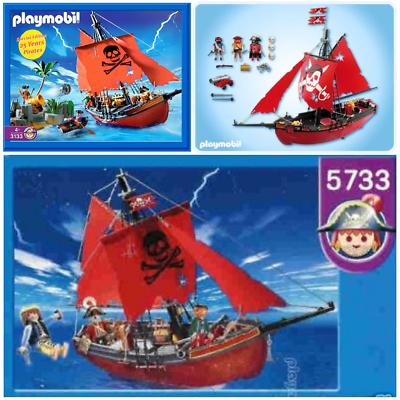 Playmobil Add On 7518 Red Corsair