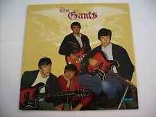 GANTS - I WONDER - REISSUE LP VINYL 1988 - EXCELLENT CONDITION - BAM CARUSO
