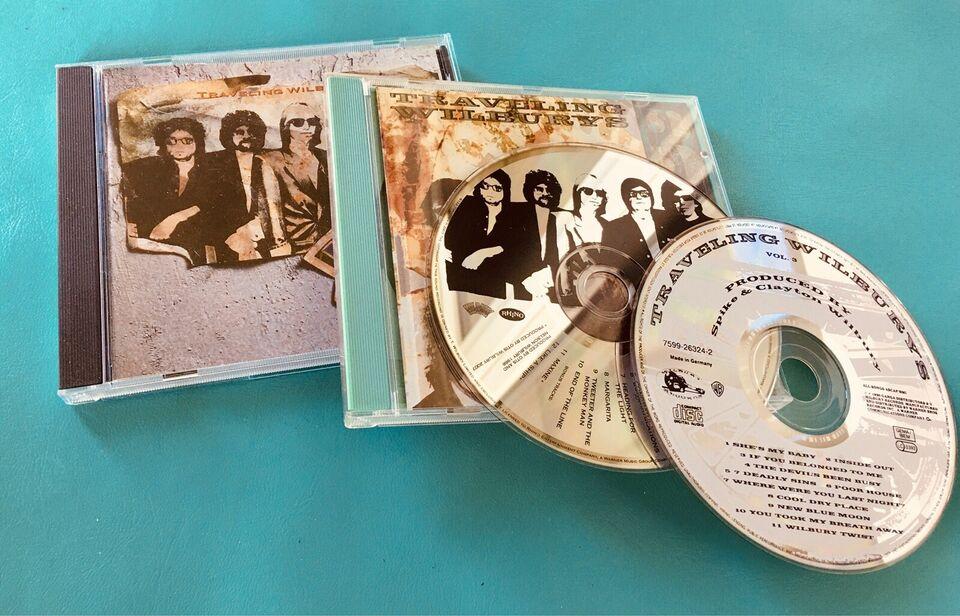 Traveling Wilburys (2CD): Vol. 1 + 2, pop
