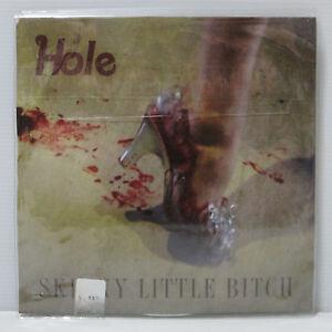 Hole-Skinny-Little-Bitch-10-034-EP-2010-RSD-White-Color-Vinyl-Courtney-Love-LP