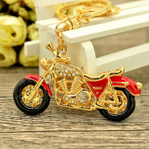 Fashion Motorcycle Scooter 3D Pendant car Key Chains Keychain Keyfob Keyring