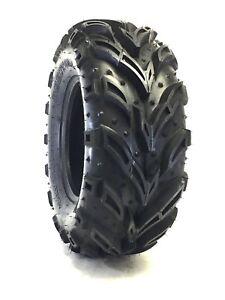 24X10.00-11 Mud Crusher Rear ATV Tire 6Ply HEAVY DUTY New Tire 24x10-11