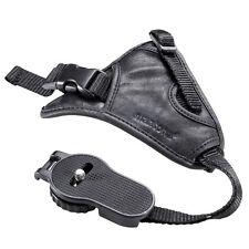mantona Leder Handschlaufe Kameraschlaufe Trageschlaufe f Nikon Canon Olympus