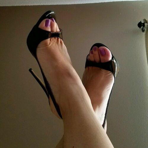 onlymaker Women/'s Peep Toe Heeled Sandals Slingback High Heel Stiletto Pumps