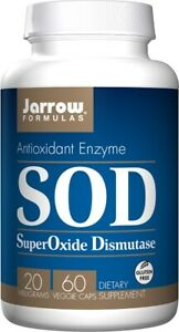 Jarrow-Formulas-Sod-Superoxide-Dismutase-20mg-60-Vcaps