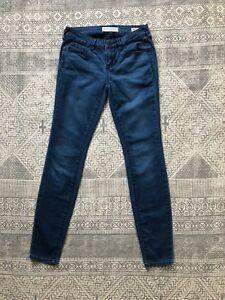 Bullhead by Pacsun Women s Low Rise Skinny Denim Jeans Size 25  382f0ed61355