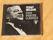Cole Porter Classics by Teddy Wilson (CD, 1996, 1201 Music) Free Ship.)  ^ v ^