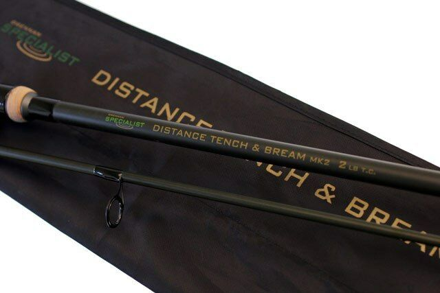 Drennan Tench And Bream 2lb Distance Specialist Mk2 12ft Rod NEW Coarse Fishing