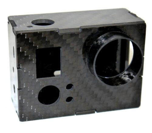 Phoenix Flight Gear GoPro CarbonCase Carbon Fiber Case for GoPro Hero 3//3+