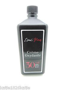 creme oxydante 30 volumes