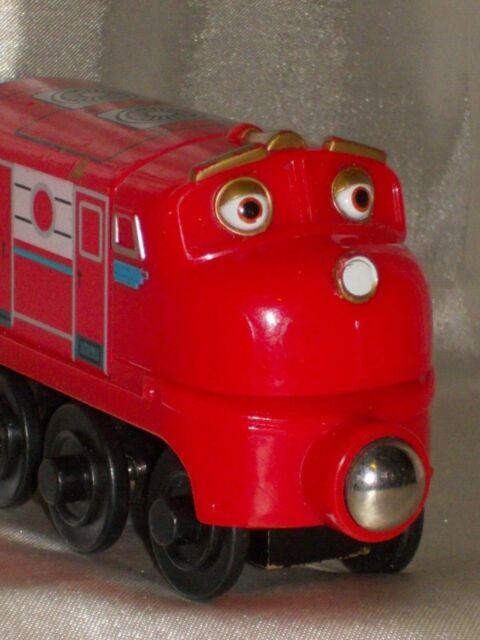 Chuggington Plastic Train Collect /& Connect Wilson