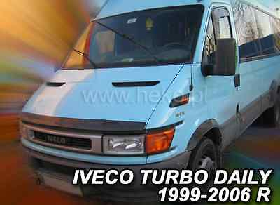 HOOD BONNET STONE CHIP DEFLECTOR FITS IVECO TURBO DAILY 1999-2006