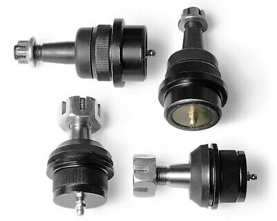 Front Upper Lower Ball Joints Suspension Set for Jeep Grand Cherokee 1999-2004