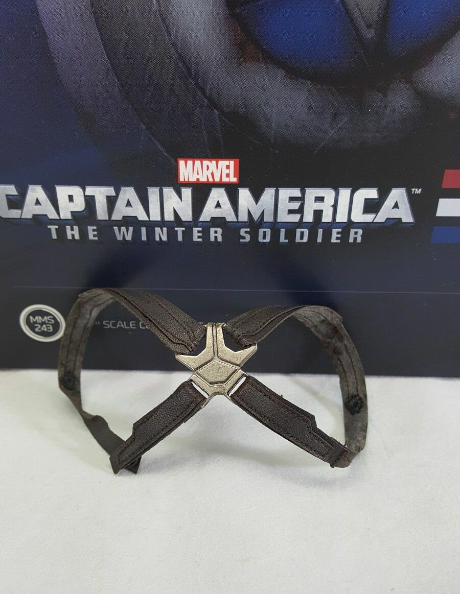 Genuine Genuine Genuine 1 6 Hot Toys MMS243 Captain America Winter Soldier's shoulder strap only 060a6f