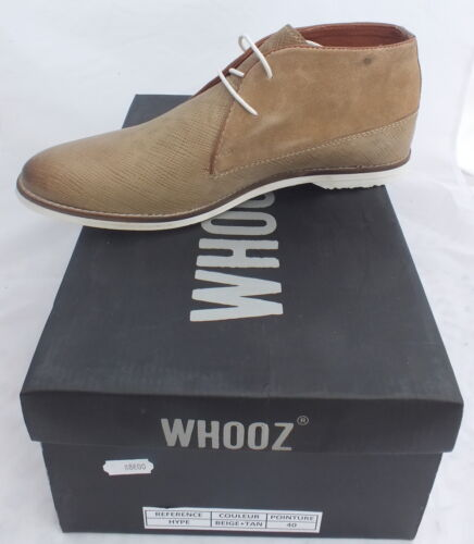 € Prix Cuir Whooz Neuf Chaussures 88 Taille 40 Hype rqwnCXnWxf