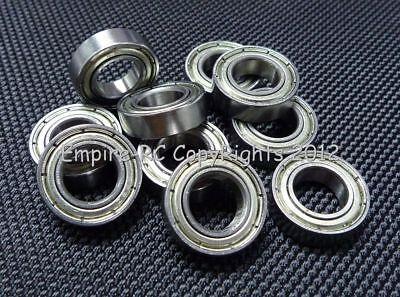 (10 Pezzi) 689zz (9x17x5mm) Metallo Schermato Cuscinetto A Sfera Cuscinetti 689z