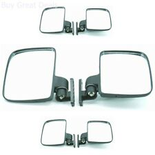 Golf Cart Mirrors Side Rear View Fits Most Models,  Accessories - New