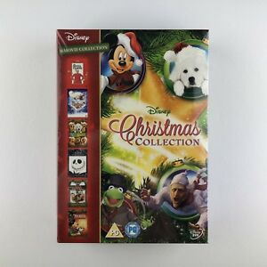 Disney-Christmas-Collection-DVD-2013-6-Disc-Box-Set-New-amp-Sealed