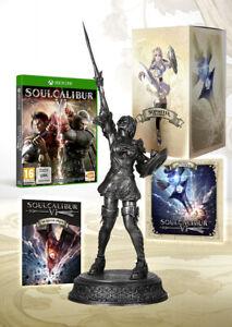 Soul-Calibur-6-VI-Plata-Sophitia-Edicion-de-Coleccionistas-Limitada-Xbox-Juego